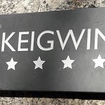Keigwin new Cornish slate sign