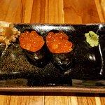 sushi de ovas
