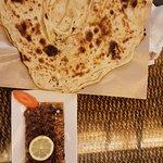 Kebab Halabee with bread