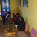 Dinner in Kumaoni style at Thikalna Village house