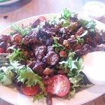 Cajun Steak Salad