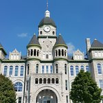 Jasper County Courthouse Photo