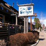 Blue Agave is located in the heart of Tahoe City.