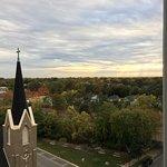 Beautiful city of Evanston.