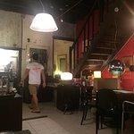 Foto van Tjantek Cafe and Art Bistro