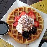 Austin Powers Waffle