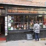 The Shambles tavern in York