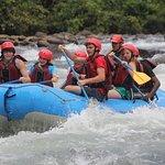 Rafting at Hacienda Pozo Azul
