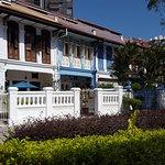 Preserved Paranakan homes