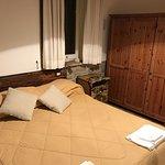 A Casa Rosa bedroom