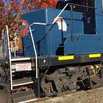 Foto de Blue Ridge Scenic Railway