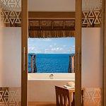 Overwater Bungalow Suite - soaking tub