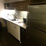 Kitchenette had everything you would need.