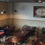JK Kabab Dining Area