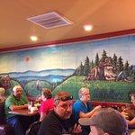 Hillbilly murals