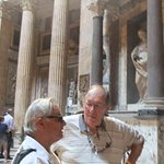 No visit to Rome is complete without stopping by the Pantheon!