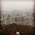 N Seoul Tower Foto