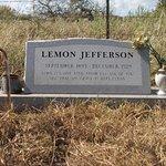 Blind Lemon's Headstone