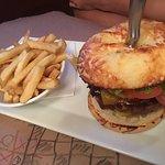 Big Joe burger meal
