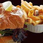 Seafood Croissant
