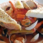 Cioppino: Fish Stew