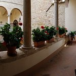 Terrace of the Riccio Suite (the entrance to the B&B is on the hallway opposite the courtyard)