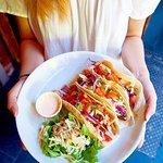 Crispy Baja Fish Tacos