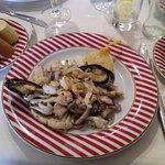 plat fruits de mer sautés , prix: 20 DT