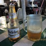 My Modelo - great beer!
