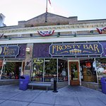 Frosty Bar front