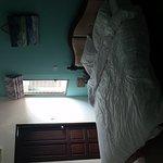 Pelegrin Hotel Room 7...very comfortable