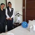 The courteous, caring yet professional staff of Royal Orchid who made our stay very comfortable