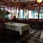 China Restaurant Goldene Sonne Foto