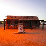 The Old Nullarbor Garage!
