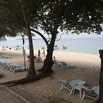 餐廳海邊景色
