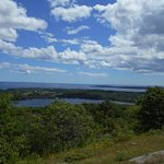 Chickawaukee Lake from Dodge Mountain