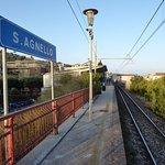 Sant'Agnello Metro station