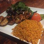 Karides Kebab