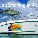 Offering some of the most affordable private boat rentals in the Virgin Islands!