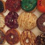 dozen donuts!