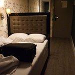 twee persoon bed