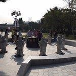 干支の石像
