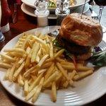 The The Harrow Burger