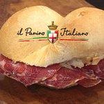 Panino con prosciutto crudo di Parma