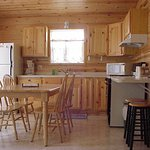 Kitchen/Dining Cabins 8 - 14