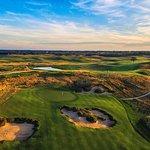 Lodge at Erin Hills Golf resort Aufnahme