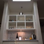 bar with another skylight