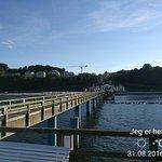 Seebrücke Sellin Foto