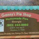 Ganny's Pie Shop