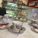 Afternoon Tea - Mondays and Wednesdays 1-4pm - £10.95 per person